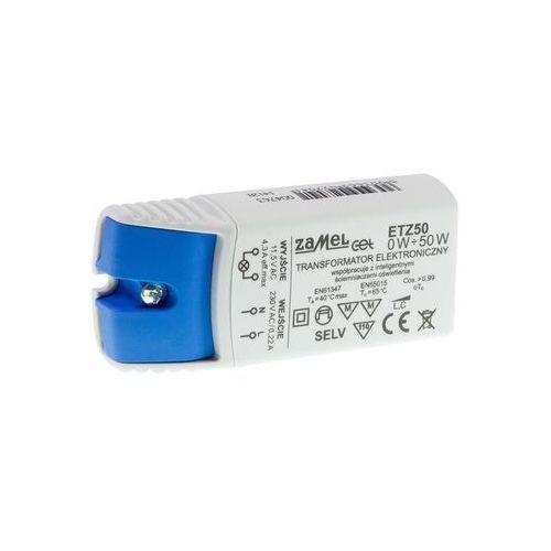 Zamel Transformator elektroniczny etz50 0-50 w (5903669027041)