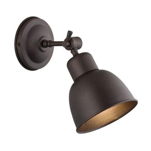 Argon Kinkiet eufrat 3184 lampa oprawa ścienna 1x60w e27 miedź (5908259946962)