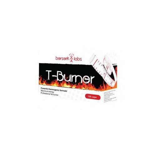 Berserk Labs T-Burner 120caps z kategorii Redukcja tkanki tłuszczowej