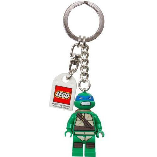 850648 BRELOK LEONARDO (Teenage Mutant Ninja Turtles Leonardo Key Chain) LEGO GADŻETY, 850648