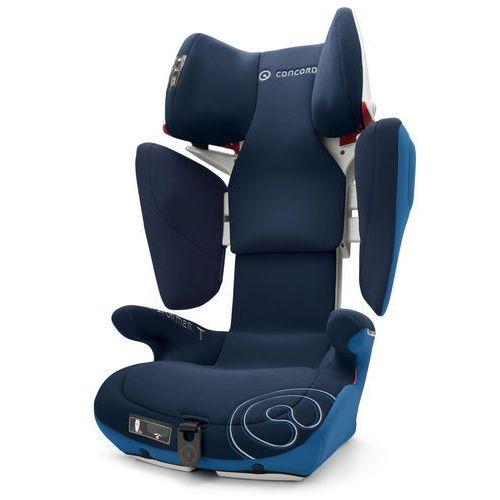 fotelik samochodowy transformer t ocean blueue marki Concord