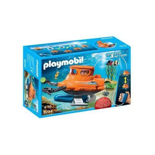 Łódź podwodna z silnikiem podwodnym 9234 - darmowa dostawa od 199 zł!!! marki Playmobil