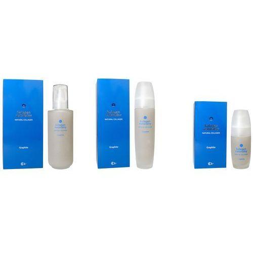 Kolagen collagen Naturalny GRAPHITE 100ml żywy kolagen - skóra, włosy, paznokcie.