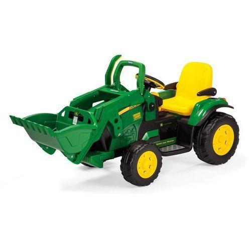 traktor koparka elektryczna john deere ground loader marki Peg perego