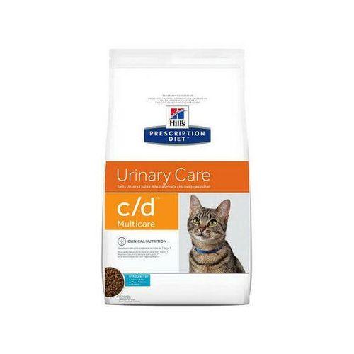 Hill's prescription diet c/d feline ocean fish 5 kg - darmowa dostawa od 95 zł! marki Hills prescription diet