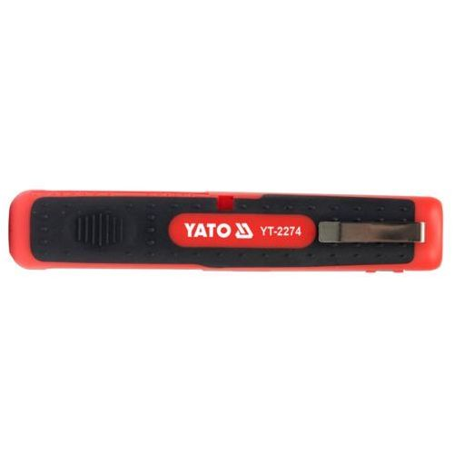 Szczypce do ściągania izolacji marki Yato