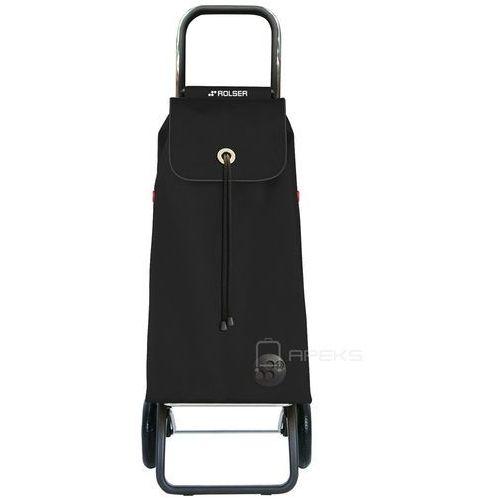 Rolser Logic wózek na zakupy / składany / I-MAX004 Negro / czarny - czarny