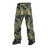 spodnie CLWR - WEAR Pant Asymmetric Olive (510) rozmiar: XXL, 1 rozmiar