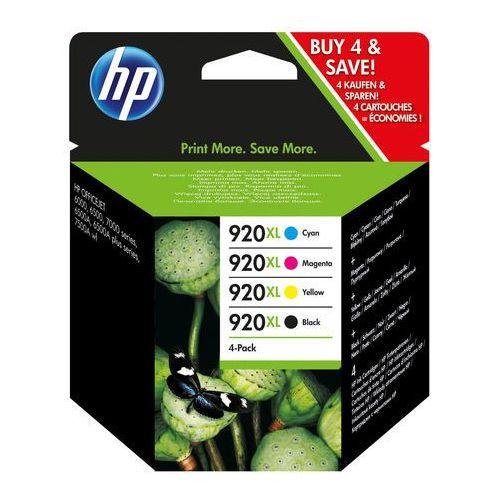 HP oryginalny ink C2N92AE, CMYK, No.920XL, HP, IHPC2N92AXKG (6283836)