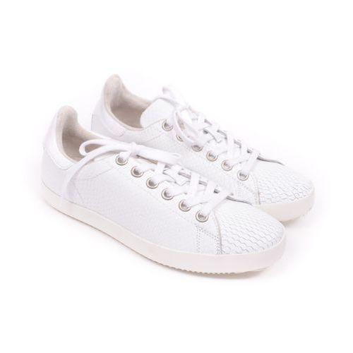 Półbuty damskie  23622-35 100 white 39 biały marki Tamaris