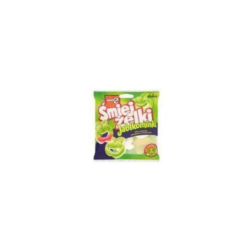 Zelki owocowe nimm2 Śmiejżelki jabłkominki wzbogacone witaminami 90 g (4014400920710)