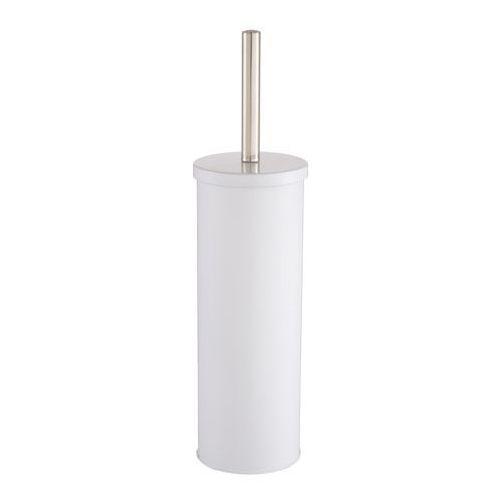 Szczotka do WC Diani metalowa biała