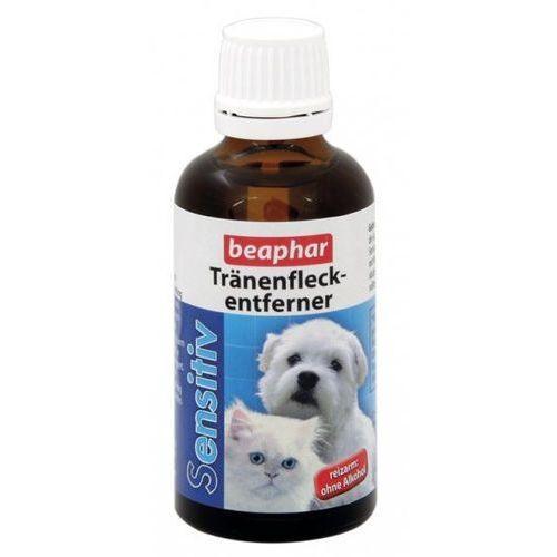Beaphar  sensitiv (tranenfleckentferner) płyn do pielęgnacji okolic oczu u psów i kotów 50ml