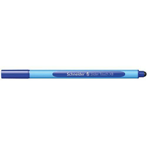 Schneider Długopis slider touch, xb, niebieski (4004675100351)