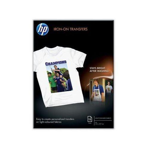 HP Inc. Naprasowywanki 170g A4 12kart C6050A