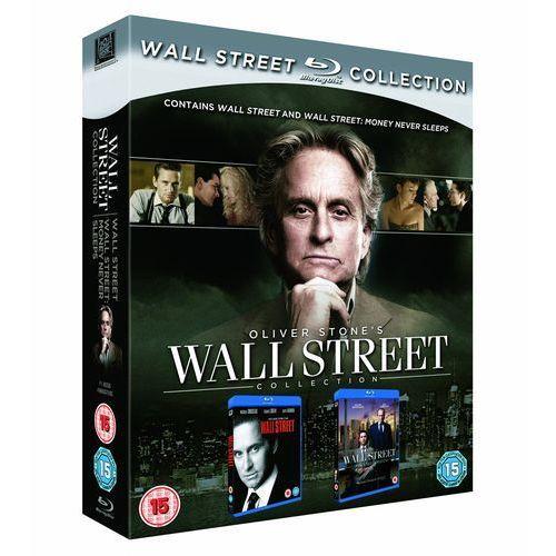 Wall Street / Wall Street: Pieniądz nie (2 Blu-ray)