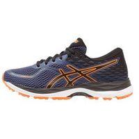 ASICS GELCUMULUS Obuwie do biegania treningowe indigo blue/black/shocking orange