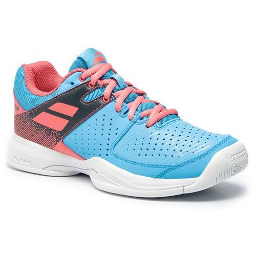Babolat Buty - pulsion all court w 31s19481 sky blue/pink