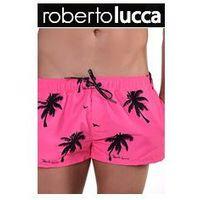 Szorty Kapielowe Męskie Roberto Lucca 80142 03735 Palm Beach