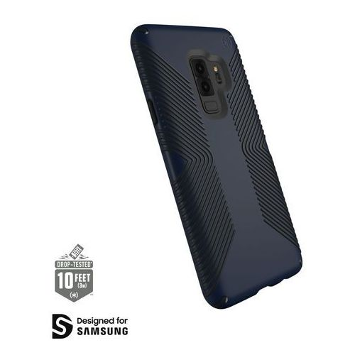 Speck Presidio Grip Etui Obudowa Samsung Galaxy S9+ Plus (Eclipse Blue/Carbon Black)