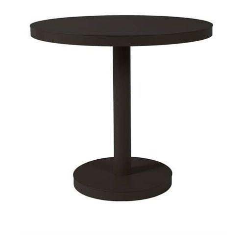 Okrągły stół do kawiarni i ogrodu barcino marki Resol