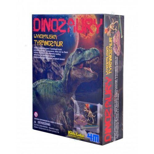 4m wykopaliska tyranozaur t-rex