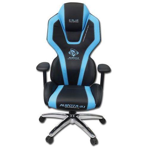 Dla gracza fotel E-Blue AUROZA, niebieskie (6921607104813)
