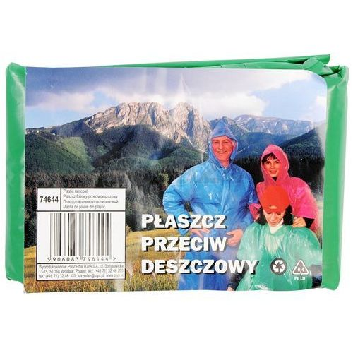 Vorel Płaszcz foliowy przeciwdeszczowy z kategorii Pozostałe artykuły BHP
