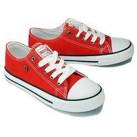 BIG STAR FF374201 603 czerwony, półtrampki dziecięce, rozmiary 28-35 - Czerwony