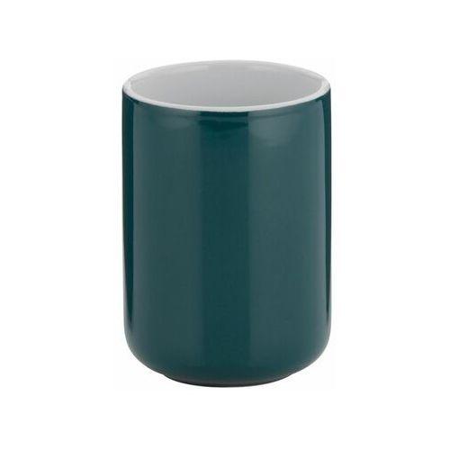 Kela - Isabella - kubek łazienkowy, ciemnozielony - ciemnozielony (4025457205132)