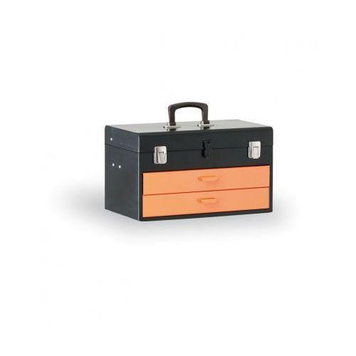 Metalowa walizka na narzędzia
