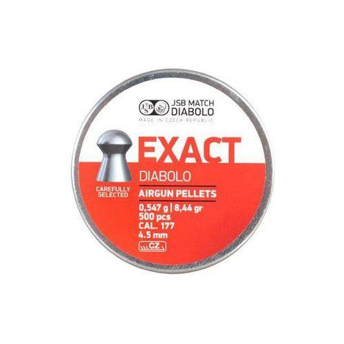 Jsb / czechy Śrut 4,52 mm jsb exact 500 szt. (ex452)