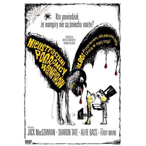 Nieustraszeni pogromcy wampirów (DVD) - Roman Polański (7321909651463)