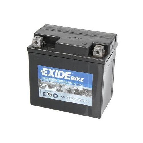 Exide Akumulator bike agm ytx5l-bs