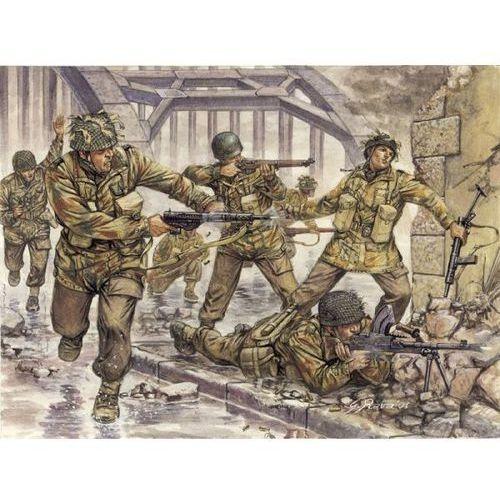 Italeri British paratroopers -