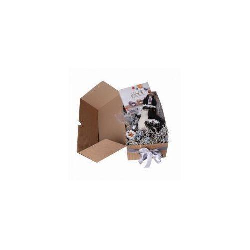 Pudełko Delikatesowe Srebrzyste Sekrety, CDC8-9053E