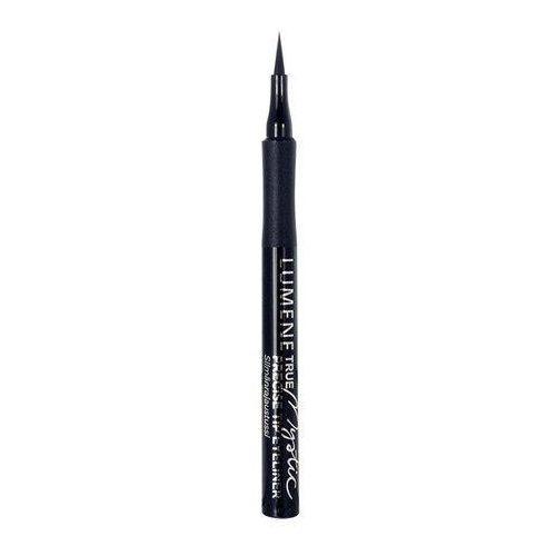 true mystic precise tip eyeliner 1,0ml w eyeliner 01 mystic black marki Lumene