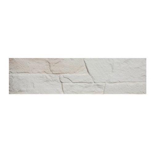Incana Płytka dekoracyjna gipsowa merida 10 x 37,5 cm ecru 0,41 m2
