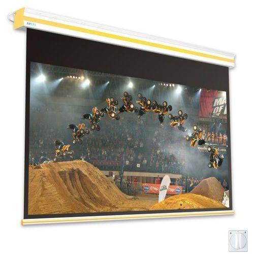Ekran elektryczny 180x135cm Cumulus X 18/14 - Matt Grey z kategorii Ekrany projekcyjne