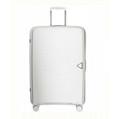 PUCCINI walizka duża twarda z kolekcji DENVER PP014 4 koła zamek szyfrowy TSA materiał polipropylen, PP014A