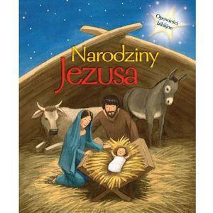 Narodziny Jezusa Opowieści biblijne - Sasha Morton, Sasha Morton