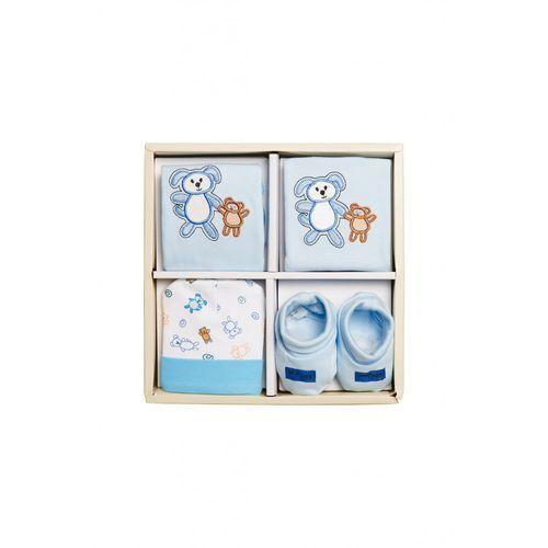 Playshoes Zestaw prezentowy niemowlak 4 cz. 5o31bf (4010952289954)