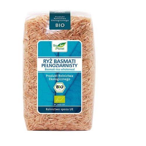 Bio planet : ryż basmati pełnoziarnisty bio - 500 g