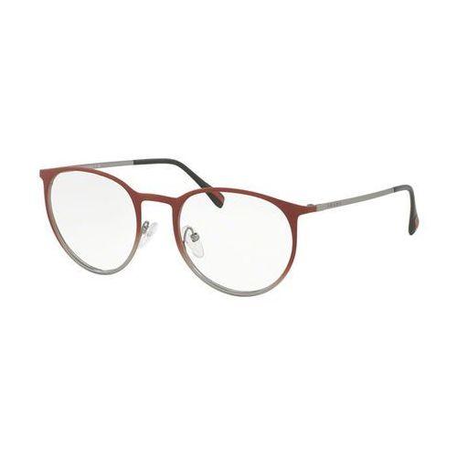 Okulary korekcyjne  ps50hv spectrum u6v1o1 marki Prada linea rossa