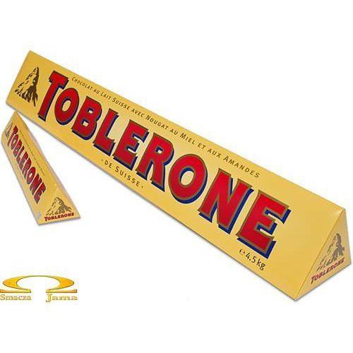 Kraft foods Czekolada toblerone milch schokolade 4,5kg (7622200357765)