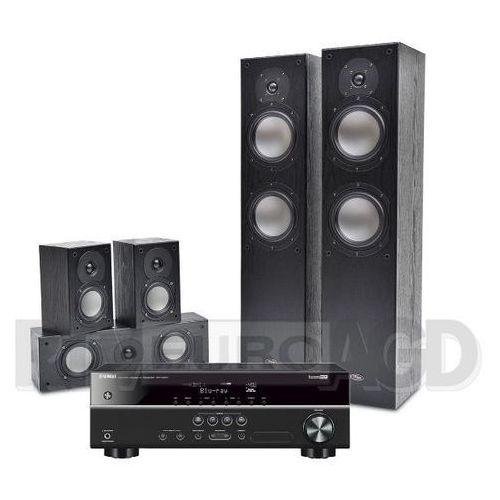 Yamaha htr-2071, prism audio vienna (czarny)