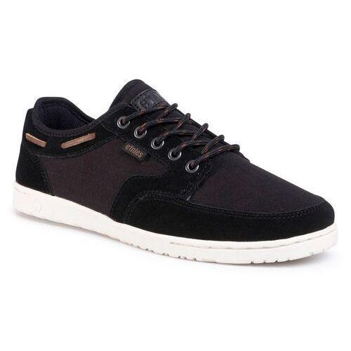 Sneakersy - dory 4101000401 black/brown/green, Etnies, 40-46