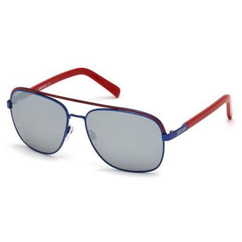 Just cavalli Okulary słoneczne jc 655s 90a