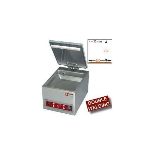 Pakowarka próżniowa | komorowa | 800w | 230v | 317x438x(h)293mm marki Diamond