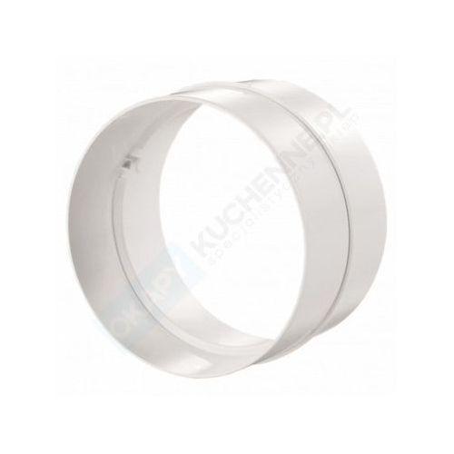Łącznik kanałów okrągłych DOMUS fi 12,5 cm kod 593 - Największy wybór - 14 dni na zwrot - Pomoc: +48 13 49 27 557